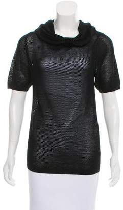Marc by Marc Jacobs Short Sleeve Knit Sweater