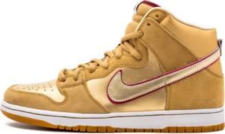 Nike Dunk High Premium SB 'Eric Koston' - Metallic Gold/Metallic Vgs Gold