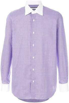 Fashion Clinic Timeless gingham check shirt