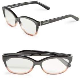 Bobbi Brown The Mulberry 54MM Square Reading Glasses