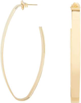 Jennifer Zeuner Jewelry Maya Hoop Earrings