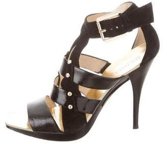 MICHAEL Michael Kors Studded Cage Sandals