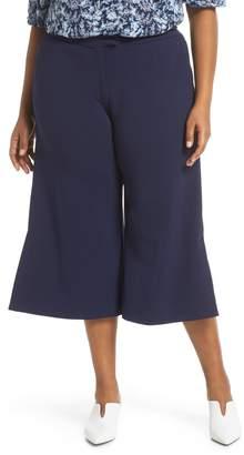 MICHAEL Michael Kors Capri Wide Leg Pants