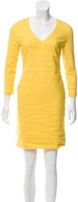Nicole Miller Mini V-Neck Dress w/ Tags