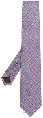 Church's classic printed tie