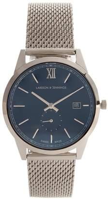Larsson & Jennings Saxon stainless-steel watch