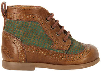Pom D'Api Nioupi Mini Star-Freedom Chukka Boot