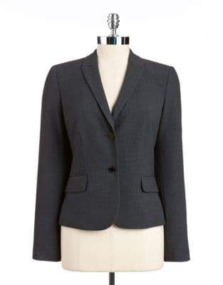 Calvin Klein Two Button Blazer