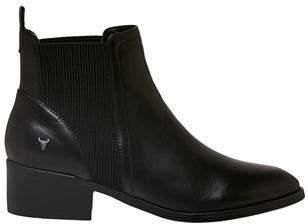 Windsor Smith Raf Black Leather
