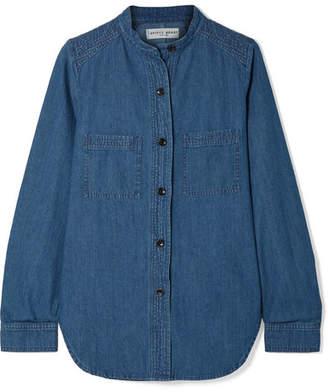 Apiece Apart Niels Denim Shirt - Blue