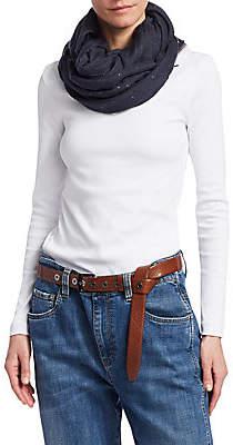 Brunello Cucinelli Women's Cashmere & Silk Sequin Scarf