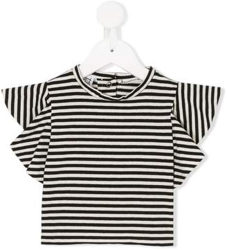 Orimusi Nibbio striped blouse