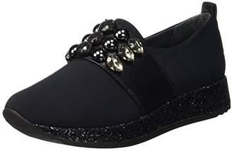 Gabor Women's Fashion Derbys, Black Schwarz 27