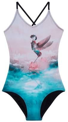 Gossip Girl Infinity Paradise One-Piece Swimsuit