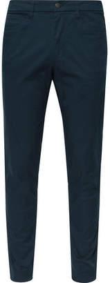 Lululemon ABC Slim-Fit Warpstreme Trousers - Men - Navy