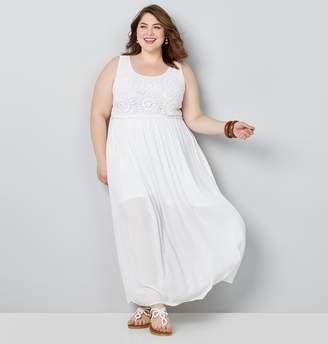 Avenue White Plus Size Dresses - ShopStyle