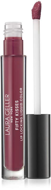 Laura Geller Fifty Kisses Lip Locking Liquid Color