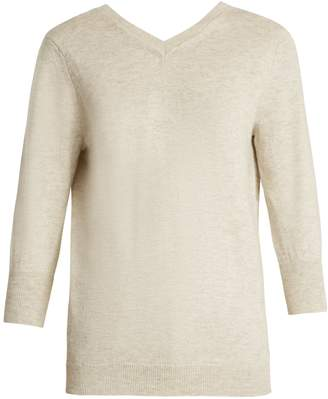 Etoile Isabel Marant Kizzy cotton and wool-blend sweater