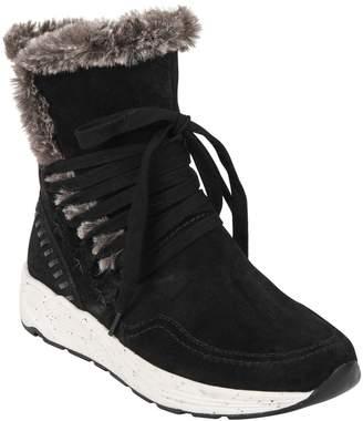Earth R) Roamer Faux Fur Trim Boot