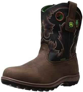 John Deere Baby Jd3410 Western Boot