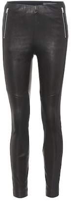 Rag & Bone Marissa leather leggings