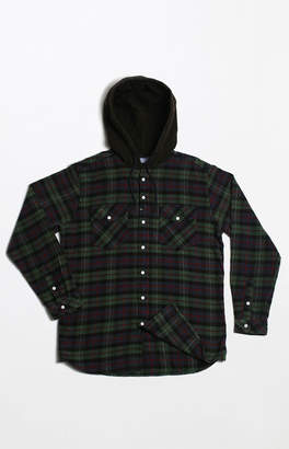 Imperial Motion Greenwich Hooded Flannel