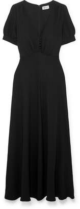 Paul & Joe Becca Crepe Maxi Dress - Black