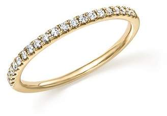 Bloomingdale's Diamond Micro Pavé Band in 14K Yellow Gold, .15 ct. t.w.