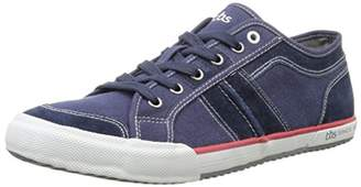 TBS Mens Trainers Blue Size: