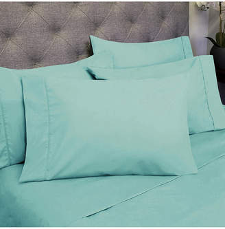 Sweet Home Collection Cal King 6-Pc Sheet Set Bedding