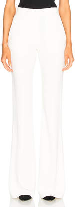 Victoria Beckham Flared Trousers in Vanilla | FWRD