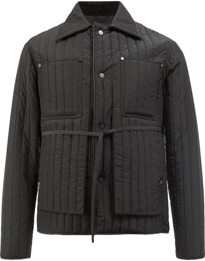 Craig Green belted padded jacket