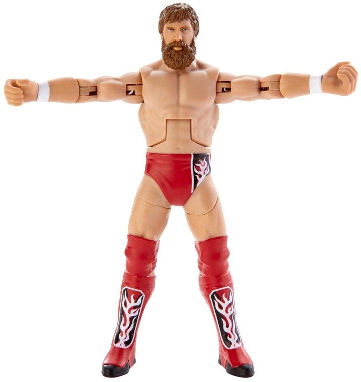 WWE Super Strikers 6-Inch Daniel Bryan Figure