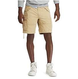 Polo Ralph Lauren Mens Classic Fit Cotton Cargo Short