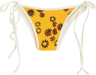 e2875f84b0 Solid & Striped Amber Daisy Bikini Bottoms