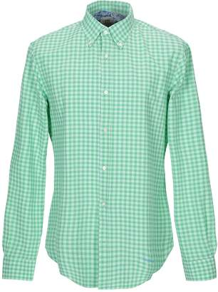 Henry Cotton's Shirts - Item 38816237PP