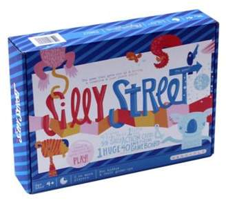 Buffalo GamesTM The Silly Street Puzzle Board Game