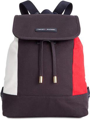 Tommy Hilfiger Th Flag Flap Backpack