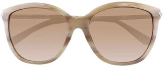 e15ce906a880b Amanda Wakeley The Carnaby Mineral   Silver Sunglasses