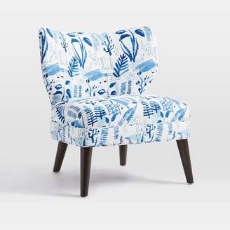 west elm Retro Wing Chair