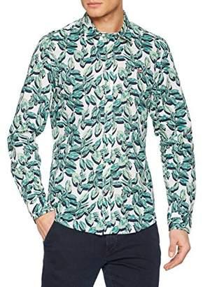 Napapijri Men's Gisborne 2 Long Sleeve Top,Medium