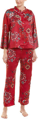 Natori 2Pc Buddakan Pajama Set