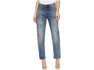 Blank NYC High-Rise Tapered Leg in Casual Monday Women's Casual Pants