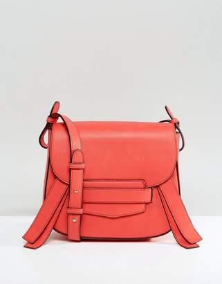 Park Lane Crossbody Bag With Tassel