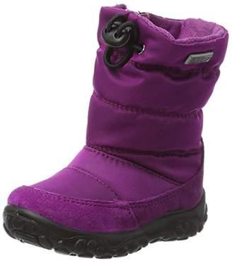 Naturino Baby Girls POZNURR Walking Baby Shoes Pink Size: 2UK Child