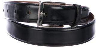 Brooks Brothers Patent Leather Waist Belt