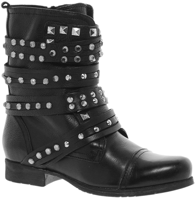 ALDO Hildreth Strap Stud Boots