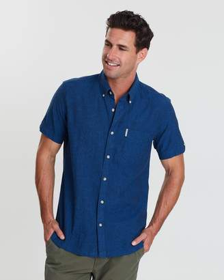 Ben Sherman Short Sleeve Indigo Shirt
