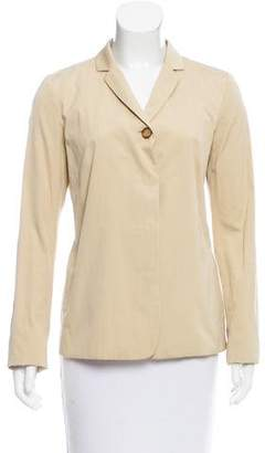 Michael Kors Notched-Lapel Lightweight Jacket w/ Tags