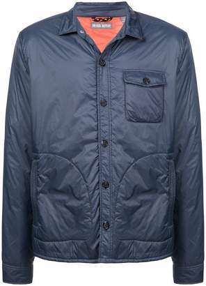 Michael Bastian padded shirt jacket